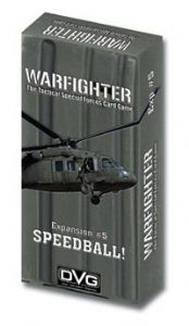 Warfighter Modern Expansion 05: Speedball